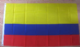 Colombia Large Country Flag - 5' x 3'.